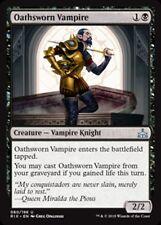 MTG Magic - (U) Rivals of Ixalan - 4x Oathsworn Vampire x4 - NM/M
