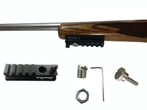 21mm Dovetail Weaver Rail for the fore grip of the rifle stock - SmartRest Brand