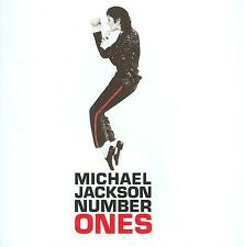 Michael Jackson Numbered Music CDs & DVDs