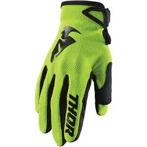 Thor Sector Motocross Gloves Acid