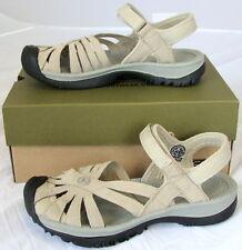 Keen Women's Rose Sandals 1010998 - Aluminum / Neutral Gray - 9.5