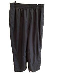 Zero Restriction Men's Gore-Tex TOUR-Lite Slack Pants Golf Wind Rain Sz Large