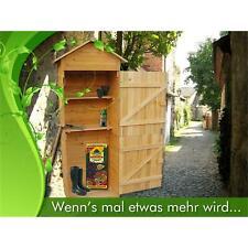 Gerätehaus XL Holz Geräteschuppen Gartenschrank Geräteschrank Gartenhaus ?