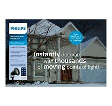 Philips P4 - Motion Laser Projector - Thousands of points of light 051 04 5302