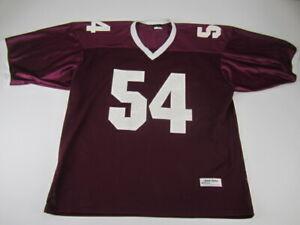 Mens XL John Cena WWE 2004 Chaingang Soldier football jersey