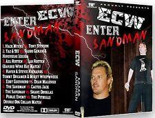 ECW Wrestling: Enter Sandman DVD-r, Shane Douglas Stevie Richards Tommy Dreamer