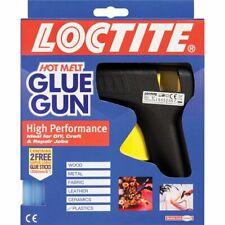 Loctite Pistola de pegamento caliente derretir de alto rendimiento ideal para trabajos de bricolaje, Craft & reparación de Reino Unido