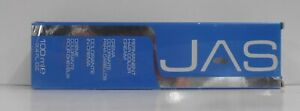 JAS Permanent Hair Color Cream w/ Vitamin C ~3.4 fl. oz.~ With Free Nail Buffer