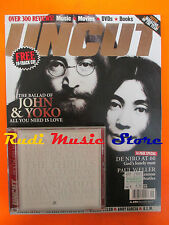 rivista UNCUT 76/2003 CD Roxy Music John Lennon & Yoko Paul Weller Gillian Welch