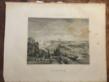 Gravure - NANTES Dpt Loire Inférieure - Librairie de Firmin Didot à PARIS
