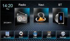 "Phonocar Media Station Monitor 6,2"" tft-lcd 2 Din Navigation receiver deckless"