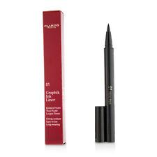 Clarins Graphik Ink Liner - #01 Intense Black 0.4ml Eye Liners