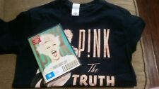 DVD + BONUS T-SHIRT Pink: The Truth About Love Tour - Live from Melbourne ●■●■●■