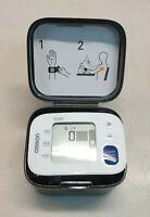 B12) OMRON RS4(HEM-6181-D) Handgelenk Blutdruckmessgerät