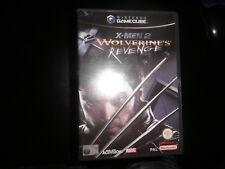 Nintendo Gamecube-XMEN 2 Wolverines Vengeance-Coffret