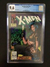 CGC 9.6 Uncanny X-Men 267 White Pages - Free Shipping
