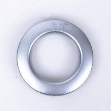 1-40pcs Round Eyelet Ring Eyelets Rings Clips Grommet Curtain Blind Drapery Tool Silver 1pc