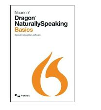 Nuance  Dragon Naturally Speaking 13 Basics - Includes Microphone - Boxed New