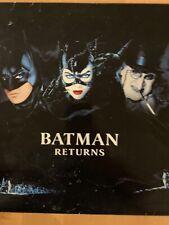 Batman Returns (Laserdisc, 1992)