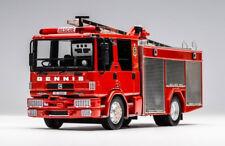 AURORA 1/43 Scania Dennis Fire truck F237 Hong Kong fire truck model
