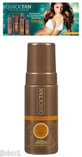 Body Drench Quick Tan Instant self tanner Bronzing Mousse medium dark  4.2 oz.