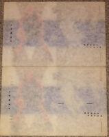 x2 2002-03 UPPER DECK UD GLASS SHANE BATTIER RARE BOX TOPPER HARD PULL 4x6 #SB-M