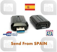 ★ USB 3.0 to SATA External 5Gbps Convertor Adapter for 2.5/3.5 inch Hard Disk ★
