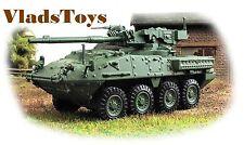 Eaglemoss 1:72 M1128 Stryker MGS US Army CV004