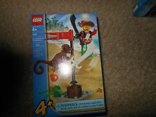 LEGO 7081 Pirates Junior Harry Hardtack & Monkey New Sealed Retired MISB