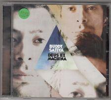 BUDDY SATIVA - deus ex machina CD