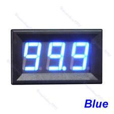 Ampere LED Amp Panel Meter DC0-10A 3Bit Display No Need Shunt Digital Ammeter