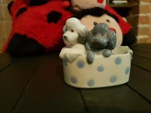 NAO / Lladro - Stunning  *POODLES & DOTS* Model 1082 - Excellent