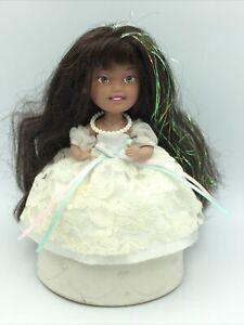 Rare Vintage Tonka Wedding Princess Parfait Cupcakes Doll African 1991 90s