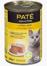 Delikuit adult cat pate with chicken and turkey *FREE SHIPPING WORLDWIDE*