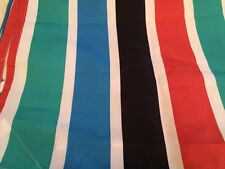 Tablecloths In Color Multi Color Pattern Striped Ebay