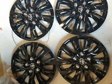 4-NEW 2006 2007 2008 2009 2010 2011 TOYOTA COROLLA HUBCAP WHEEL COVER 15""