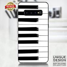 Musical piano keys Phone Case Samsung Galaxy S10 S9 Huawei iPhone Case Gift Idea