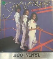 Shalamar - Greatest Hits  LP (Vinyl) 1982 /sola3001 EX / VG+