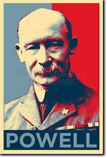 Lord Robert Baden Powell Art Photo Print (Obama Hope) Poster Cadeau boy scouts
