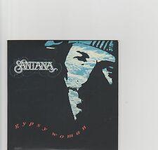 Santana- Gypsy Woman UK cd single