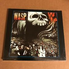 "WASP ""The Headless Children"" CD 2018 Sealed [W.A.S.P Raw Live]"