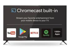 """SONIQ 75"""" UltraHD Google Chromecast built-in TV 50Hz N75UX17A-AU"""