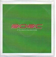 (839B) RORC, It's Liquid Engineering - DJ CD