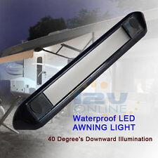 "12V 10"" LED Awning Light Waterproof RV Cargo Boat Garden Exterior Annex Lamp"