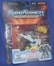 Transformers Universe Fireflight Firebot & Thunderwing 2004 Factory Sealed