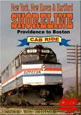 Amtrak Shoreline Cab Ride Providence RI to Boston MA DVD NEW F40PH Part 2