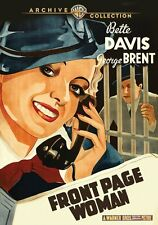 Front Page Mujer DVD (1935) - Bette Davis , George Brent, Michael Curtiz
