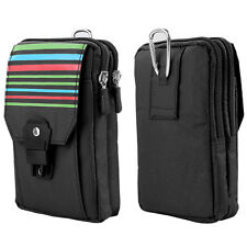 Nylon Travel Pouch Wallet Sport Style Carrying Case Running Cell/Mobile Phone