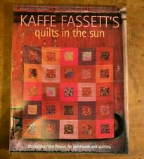 "Quilt Book Kaffe Fassett'S "" Quilts In The Sun"""