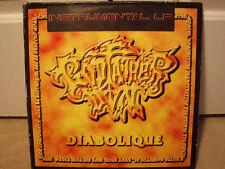 GODFATHER DON - DIABOLIQUE (INSTRUMENTALS) (2LP)  1999!!!  RARE!!!  HYDRA BEATS